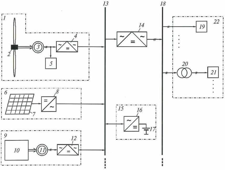 Схемы подключения гибридных инверторов